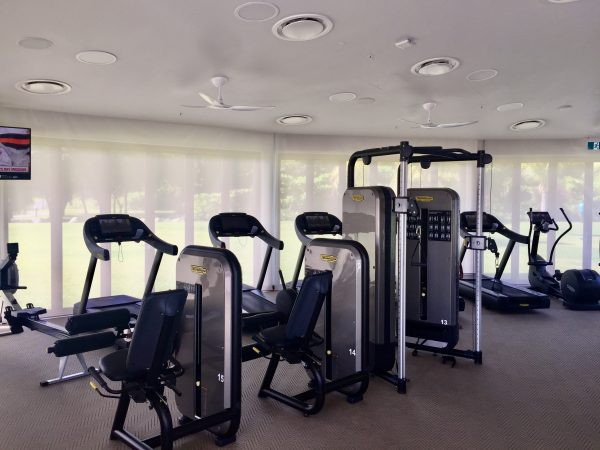 Momi Bay Fitness Center